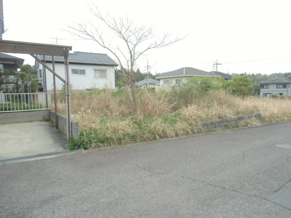 伊賀市千戸 上野東ニュータウン 売土地 ≪価格変更≫