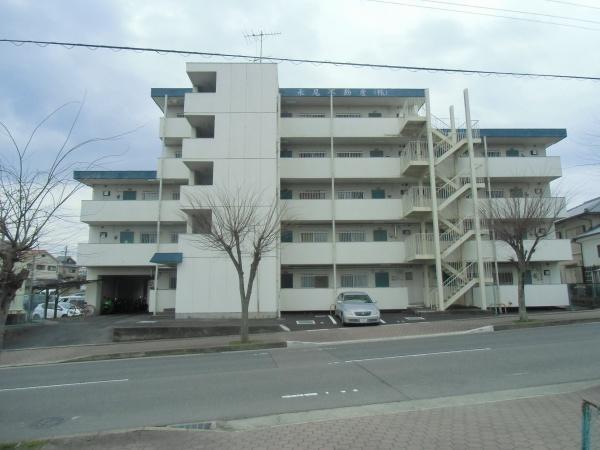 栄町 名張駅前マンション 2DK 407号 12月中旬頃入居可(予定)