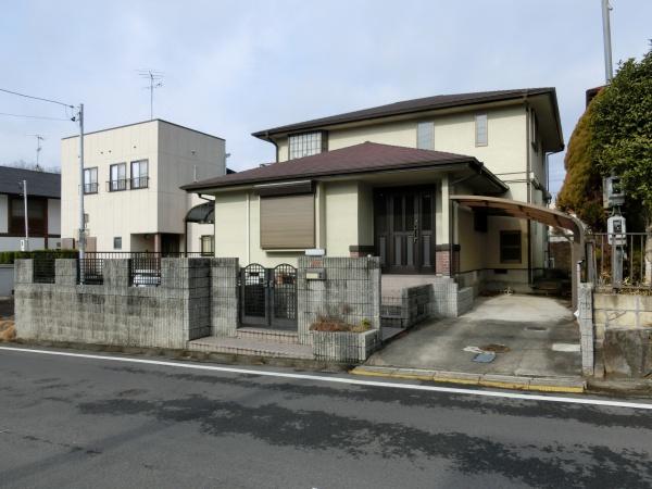 東田原 うぐいす台 一戸建借家 3SLDK 普通車1台+軽1台駐車可