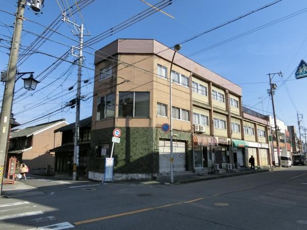 松崎町 売土地 古ビル付 約50坪