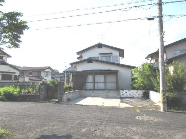 富貴ケ丘4番町 売家 南向き 内外装リフォーム歴あり 駐車2台可