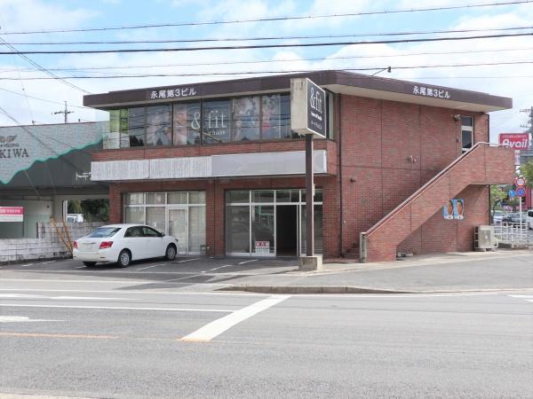 蔵持町原出 1階貸店舗・事務所 国道165号・国道368号線交差点角  広さ約18坪