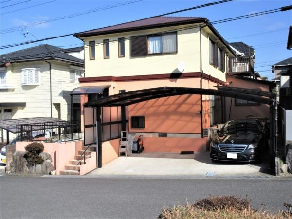 梅が丘南3番町 売家駐車2台可 建坪42坪